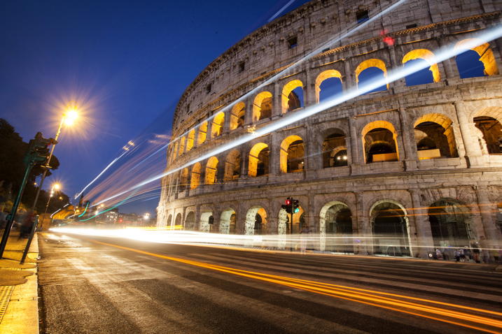 How to Create Dynamic Car Light Trail Photos