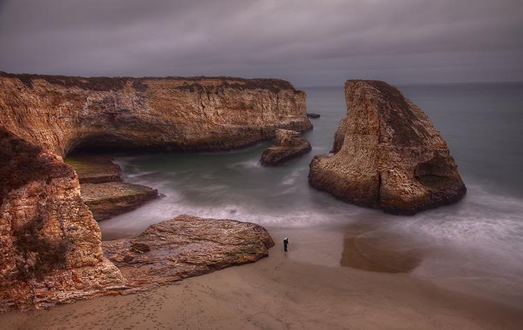 Adding a Sense of Scale to Your Landscape Photos