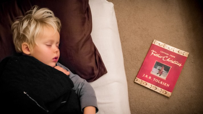Sleep - 5 Ways to Take More Meaningful Photos This Christmas