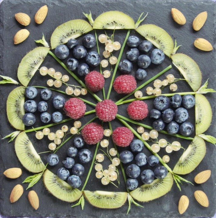 Fruitmandala - Seven Style Tricks to Steal from Other Artists
