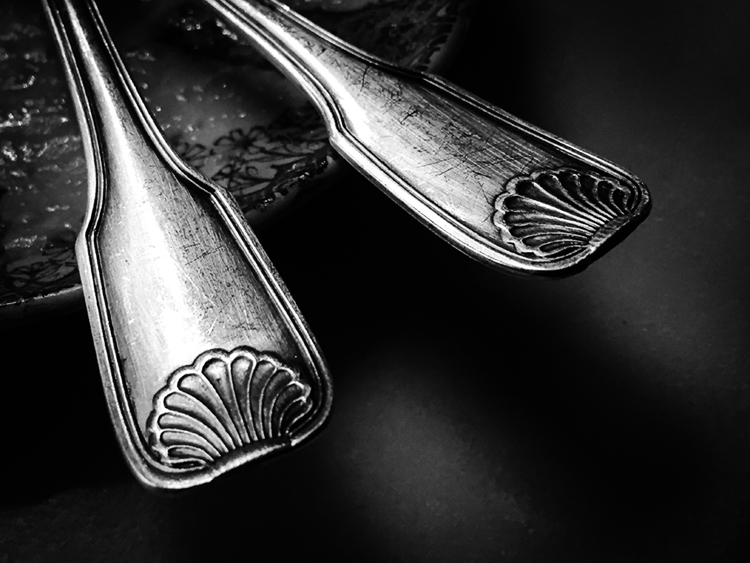 How to Photograph Crockery and Cutlery