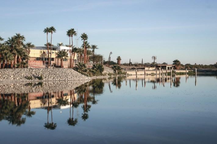 Salton Sea California,Anne McKinnell-如何制作讲故事的风景照片-4个步骤
