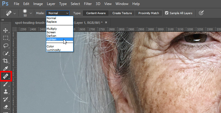 07 lighten - 5 Must-Know Photoshop Retouching Tips and Tricks for Photographers
