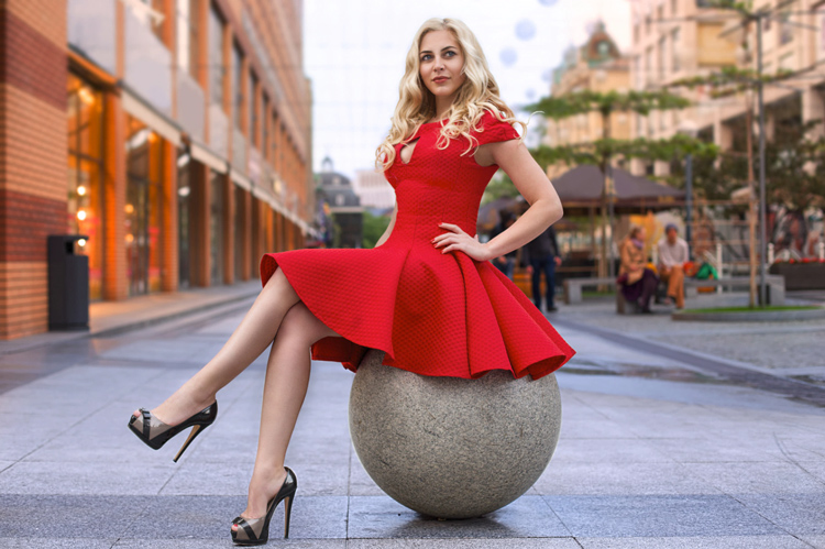 17 red dress - 5 Must-Know Photoshop Retouching Tips and Tricks for Photographers