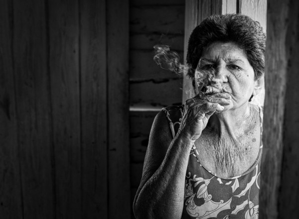 Weekly Photography Challenge – Black and White Portraits