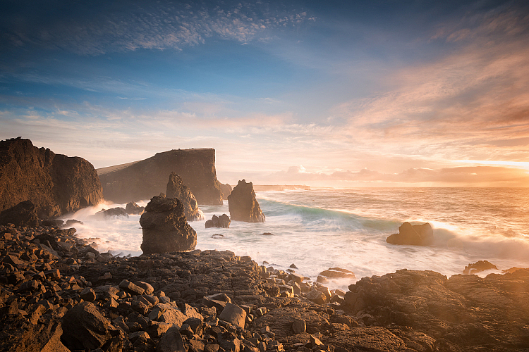 Tips for Shooting Landscape Photography Towards the Sun