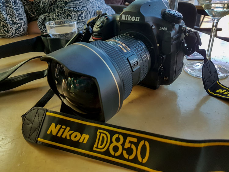 Review of the Nikon D850 DSLR