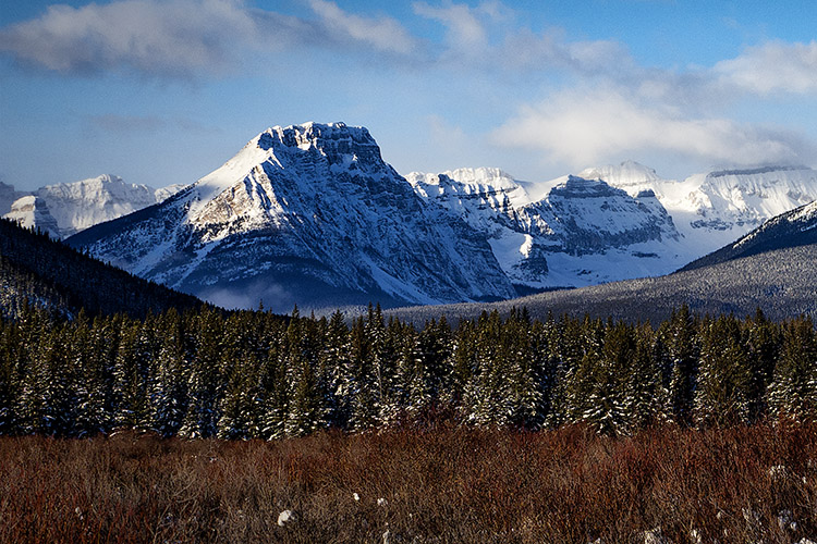 Using Layers and Foreground Interest for Better Landscape Photography