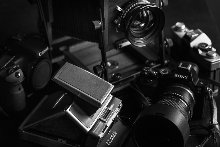 如何通过电影心态拍摄数字来刷新您的创造力
