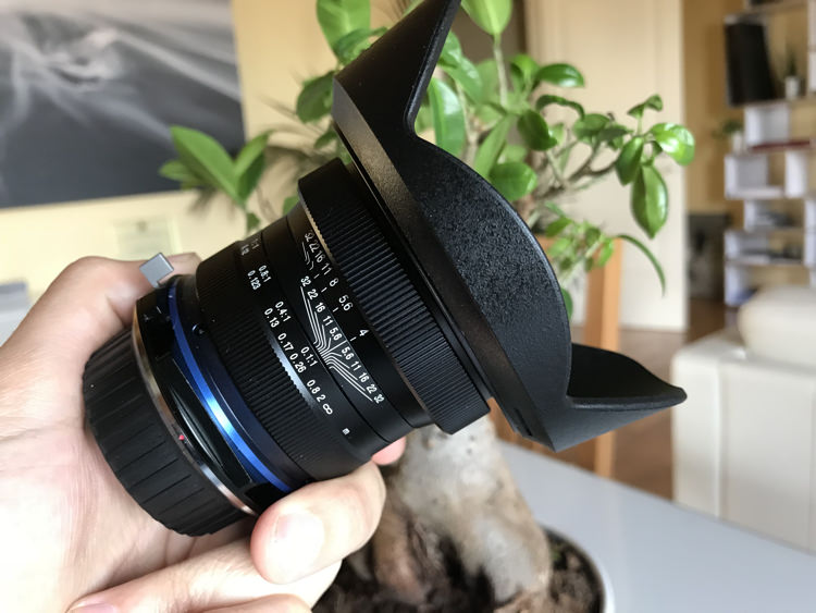 Review of the Venus Laowa 15mm F/4 Wide Angle 1:1 Macro Lens for Landscape Photographers