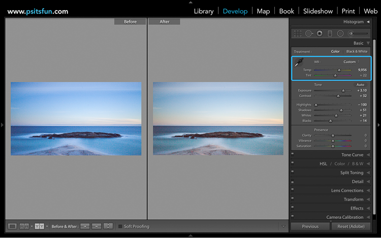 06 Long Exposure Photography 201 How to edit a Long Exposure Seascape