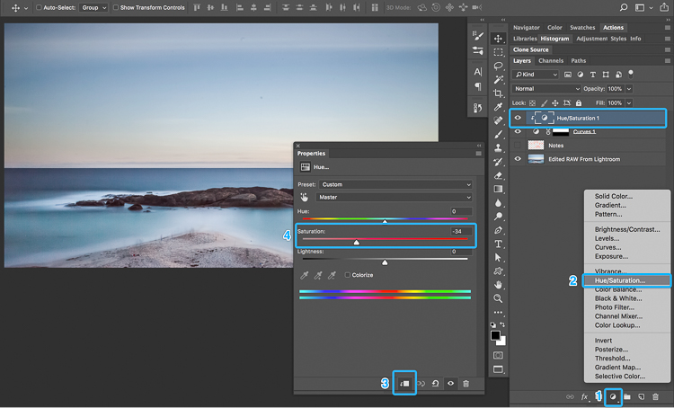 27 Long Exposure Photography 201 How to edit a Long Exposure Seascape