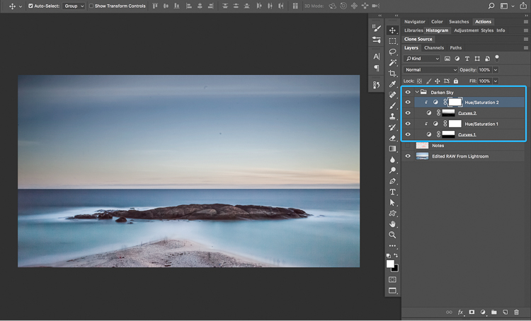 28 Long Exposure Photography 201 How to edit a Long Exposure Seascape