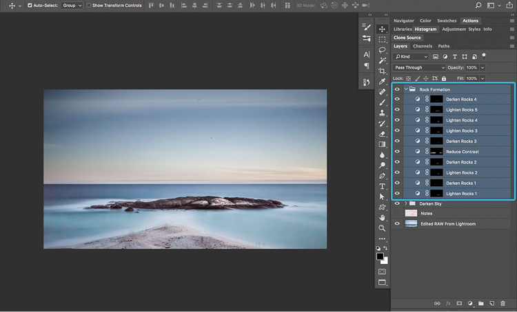 30 Long Exposure Photography 201 How to edit a Long Exposure Seascape