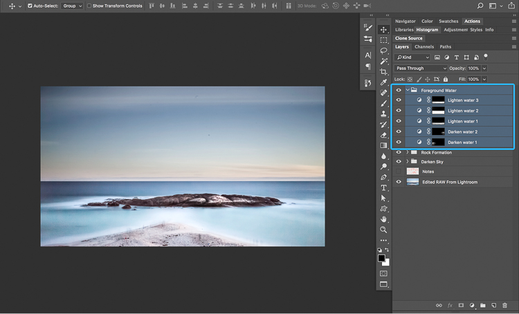 32 Long Exposure Photography 201 How to edit a Long Exposure Seascape