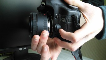 camera freelensing detach lens