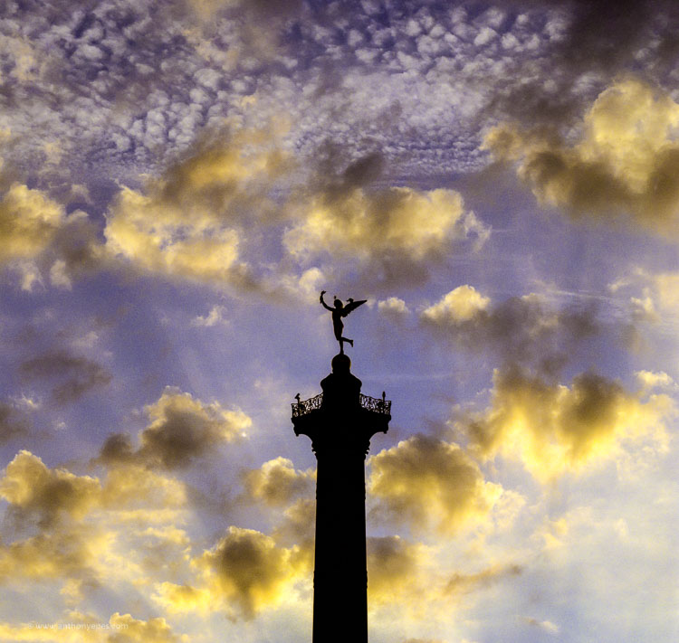 Paris monument - How to overcome your technical or artistic shortcomings and improve your photography