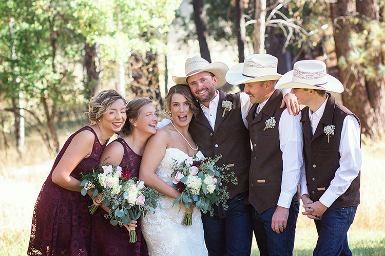 wedding group photo - How to do Gentle Posing: A Collection of Prompts to Get You Started