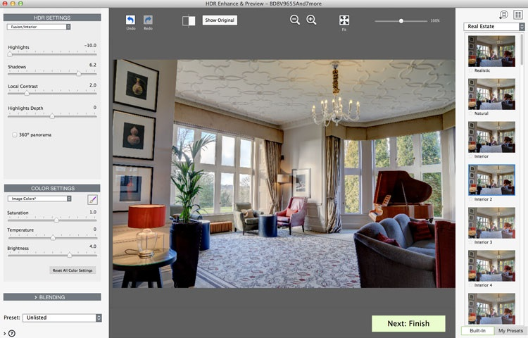 Tips for Photographing Real Estate Interiors