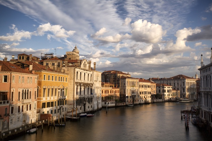 Venice at dawn - 7 Great Reasons to do Early Morning Photography