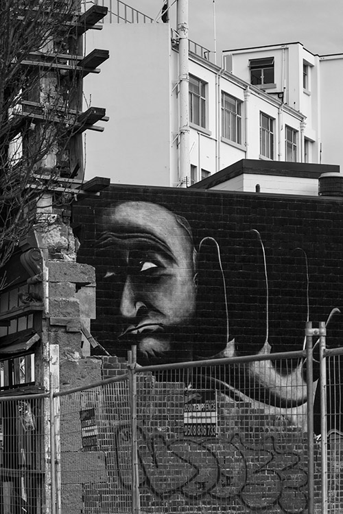 Street Art - Top 10 Subjects to Help You Tell the Story of Your Neighborhood