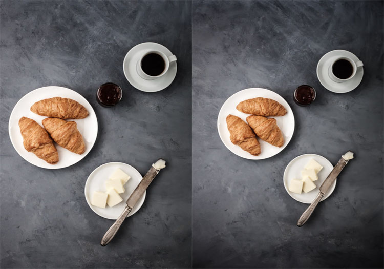 croissants - Are You Making These Five Food Photography Mistakes?