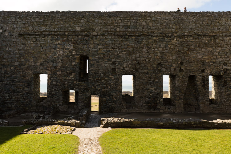 Harlech Castle - 5 Ways to Find Great Locations for Travel Photography