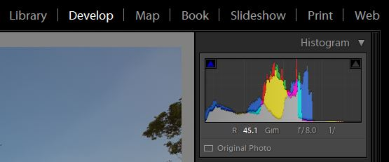 How to Use the Lightroom HSL Panel for Landscape Photo Editing - develop module