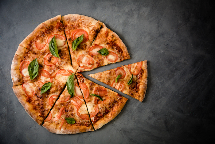 Are You Making These Five Food Photography Mistakes? - pizza shot