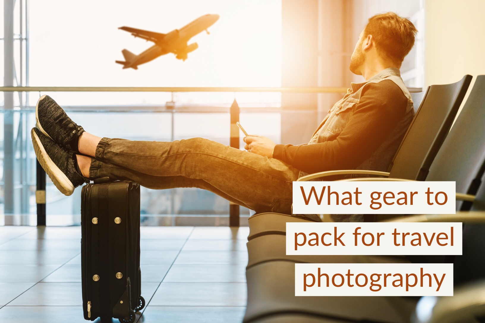 Tips for Selecting What Gear to Take Along for Travel Photography