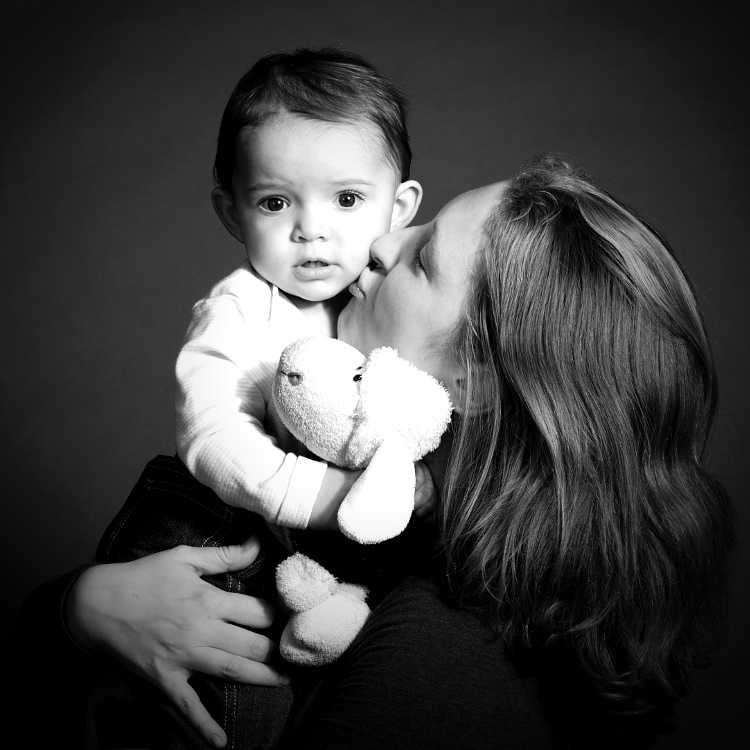 A mother's love. Tips on How to Capture Affection in Your Photographs