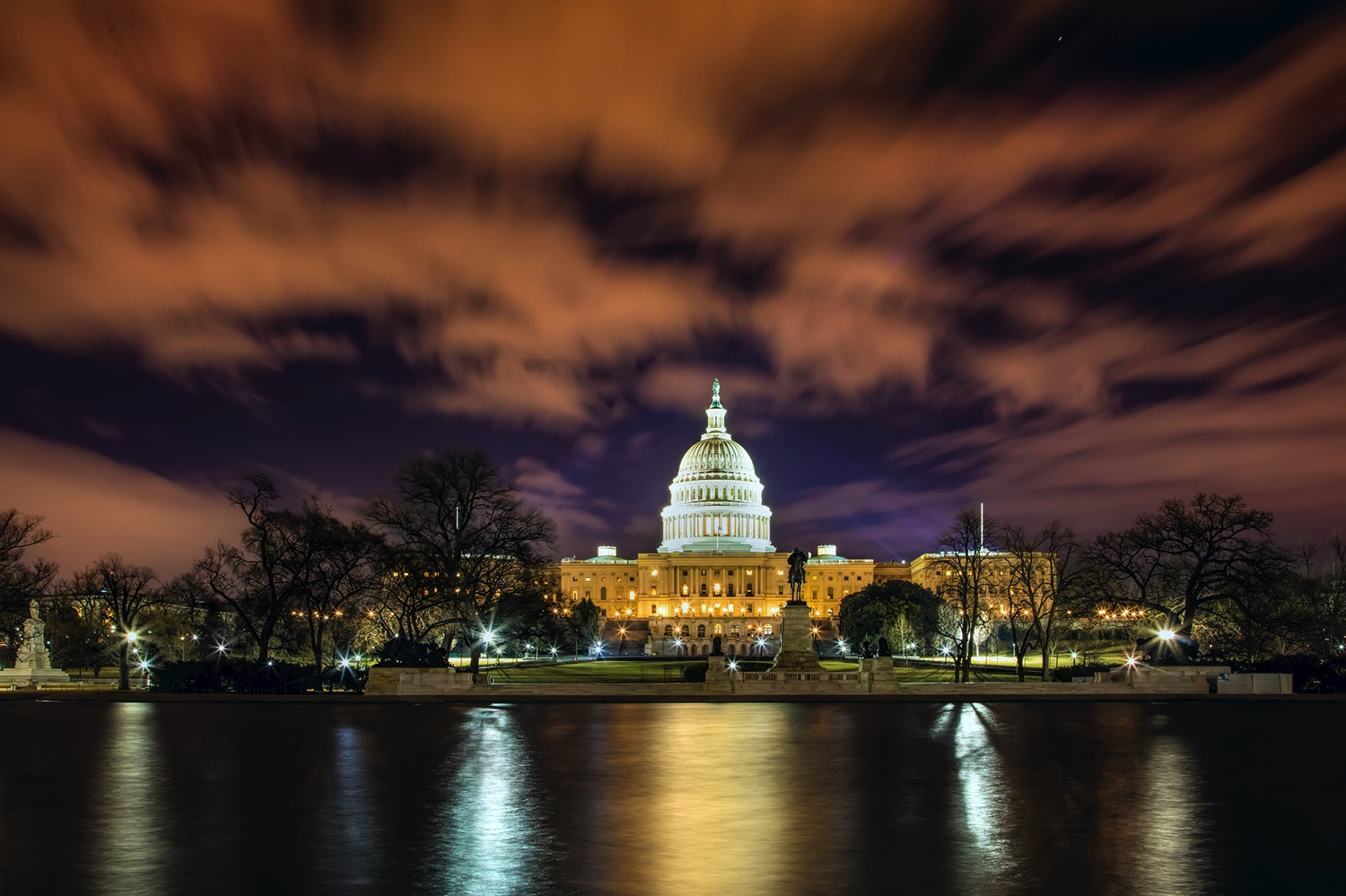 Capital Clouds - dPS Ultimate Guide to Night Photography