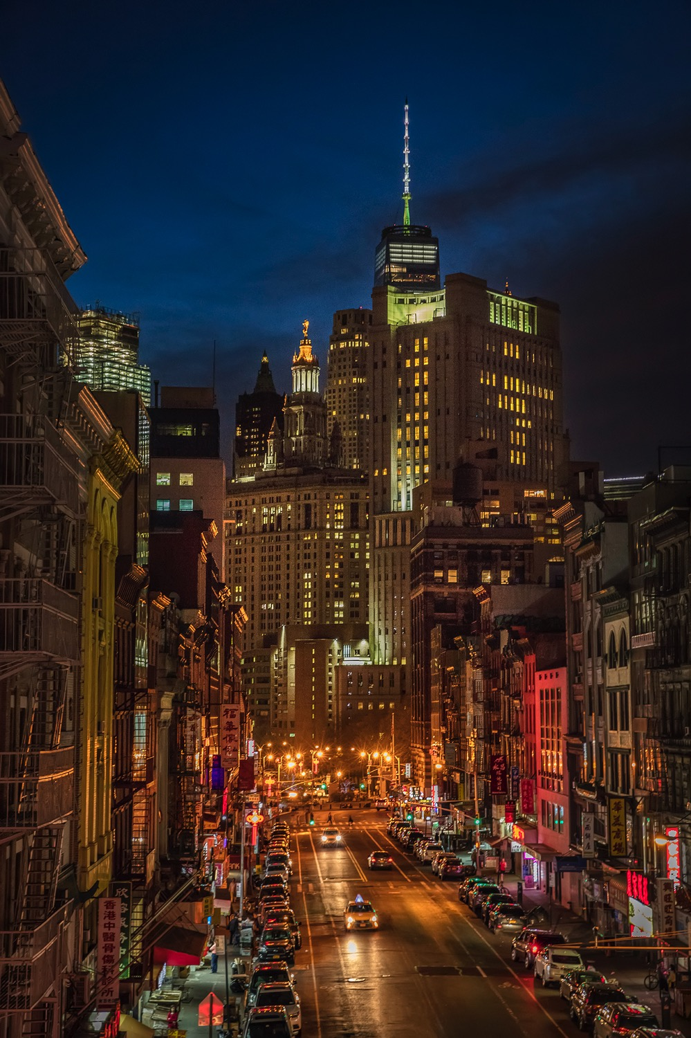 Henry Street nYC - dPS Ultimate Guide to Night Photography