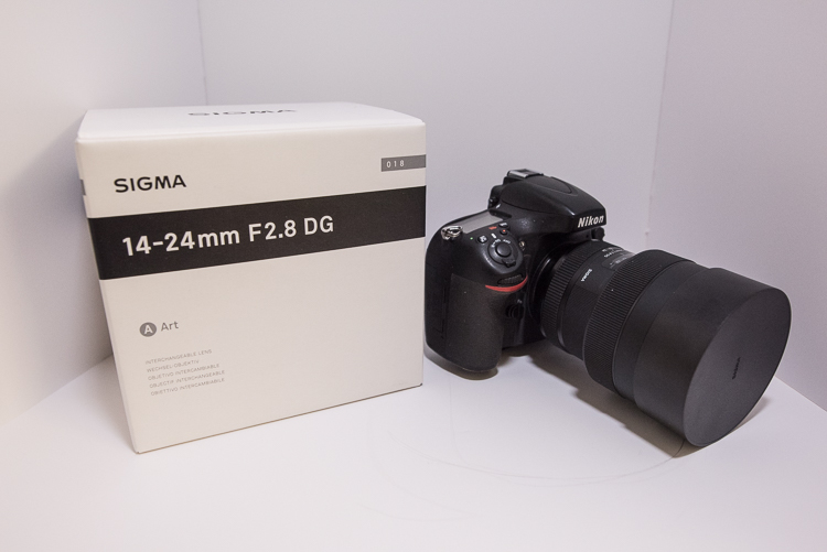Review of the Sigma 14-24mm F2.8 Art Lens