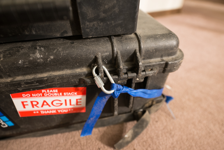 DIY Camera Bag Modifications for DSLR Storage and an Active Lifestyle