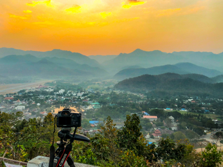 sunset over a valley - 5 Framing Tricks to Help You Capture Better Landscape Photos