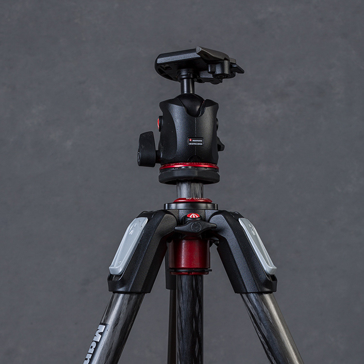 Review: Manfrotto 055 Carbon Fiber Tripod and XPRO Ball Head