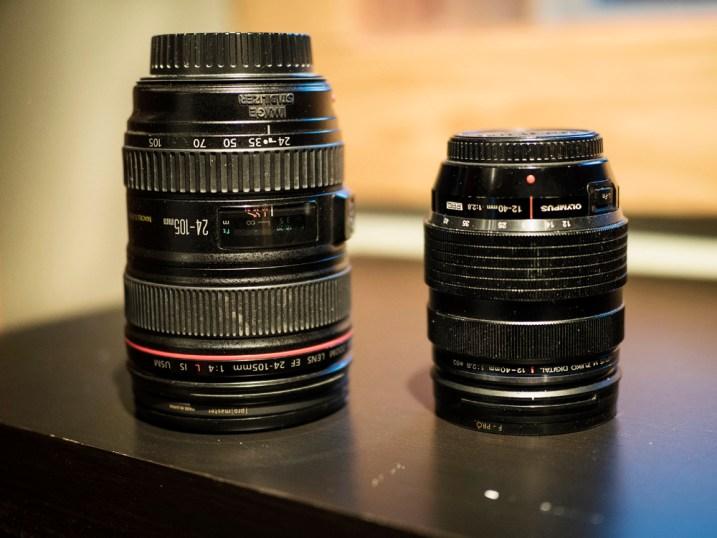 Making Sense of Lens Optics for Crop Sensor Cameras - similar lenses