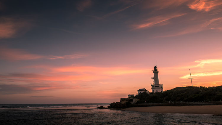 sunset lighthouse - - How Much is an Image Worth? Tips for Pricing Your Photography -