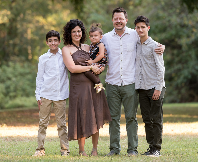 Why You Need to Manage Expectations - Both Yours and Your Client's - family photo