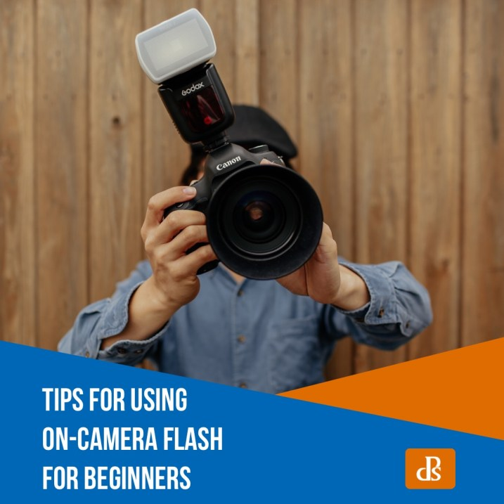 A guide to on-camera flash for beginners