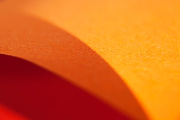 How to Create Abstract Photos with Colored Paper