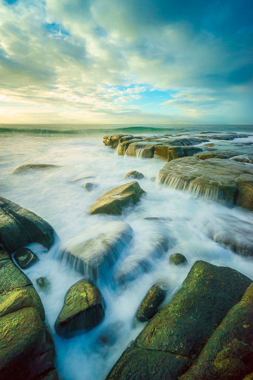 long exposure seascape - How to Improve Your Landscape Photography By Understanding Portrait Lighting