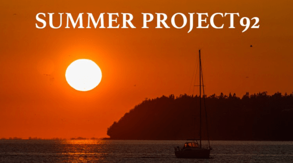 Tips for Doing a Summer Project 92 to Get You Out Shooting