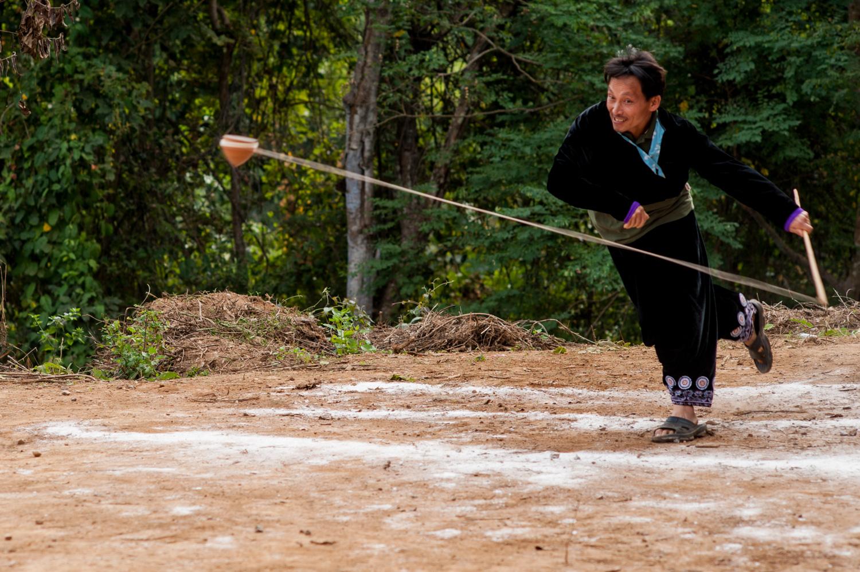 Hmong New Year - Action Photos