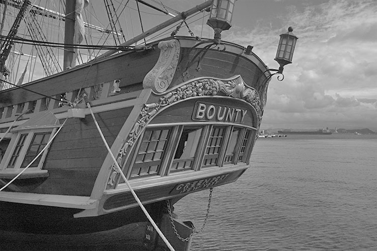 Bounty BW in-Camera Rekindling the Romance of Black and White