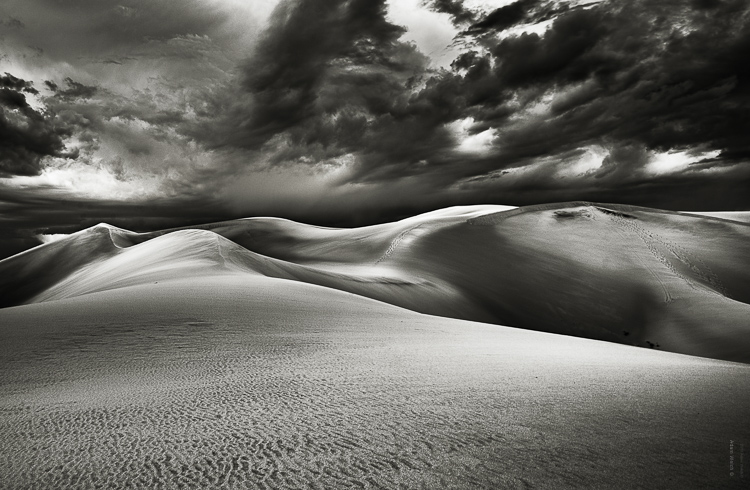 sand dunes - Editing Gently: 3 Tips for Processing Realistic Landscape Photos