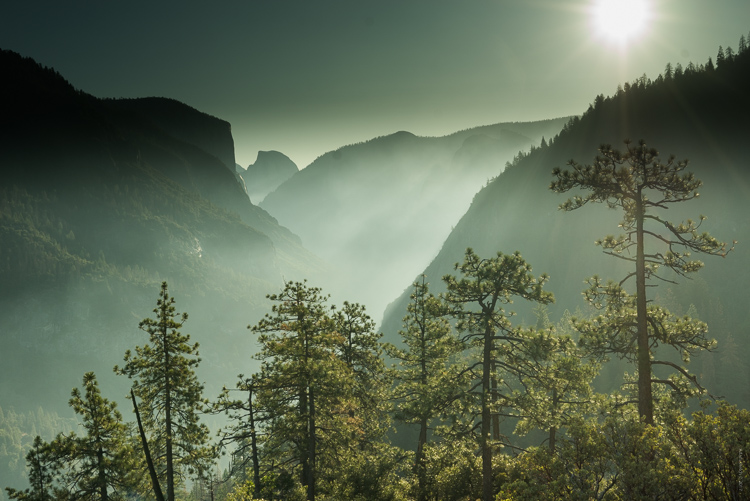 Yosemite - Editing Gently: 3 Tips for Processing Realistic Landscape Photos