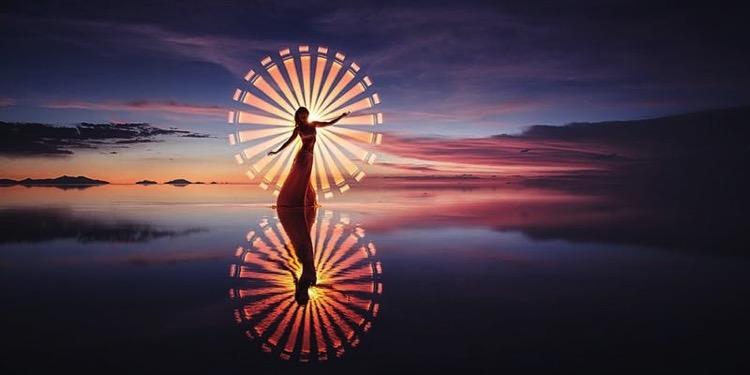 Eric Pare Light Painting - Adorama Inspire Event
