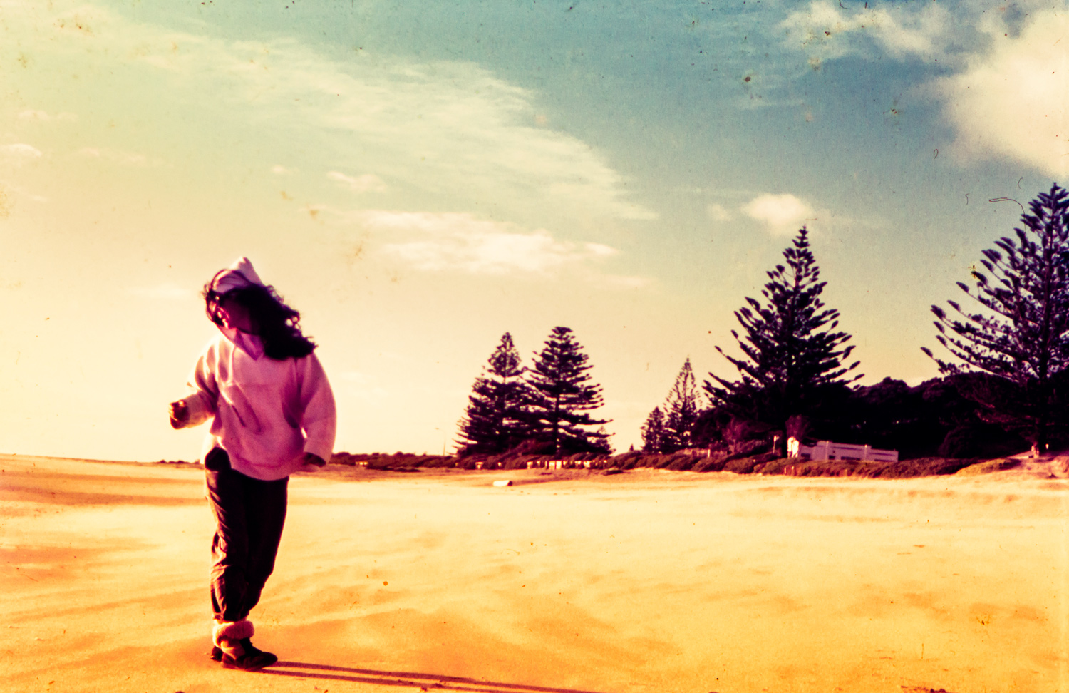 girl on the beach in the morning - 4 Tips to Help You Overcome the Fear of Photographing People